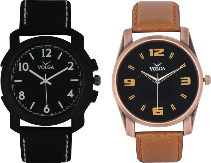 VOLGA Branded Leather Quality Designer Dial Diwali WATEN6XGJ7HFGQHZ