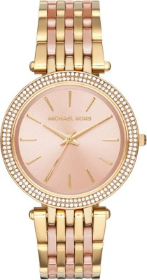 Michael Kors MK3507 Darci Analog Watch - For Women