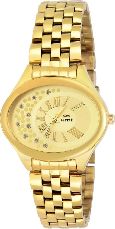 hemt HT LR602 GLD CH Analog Watch For Women
