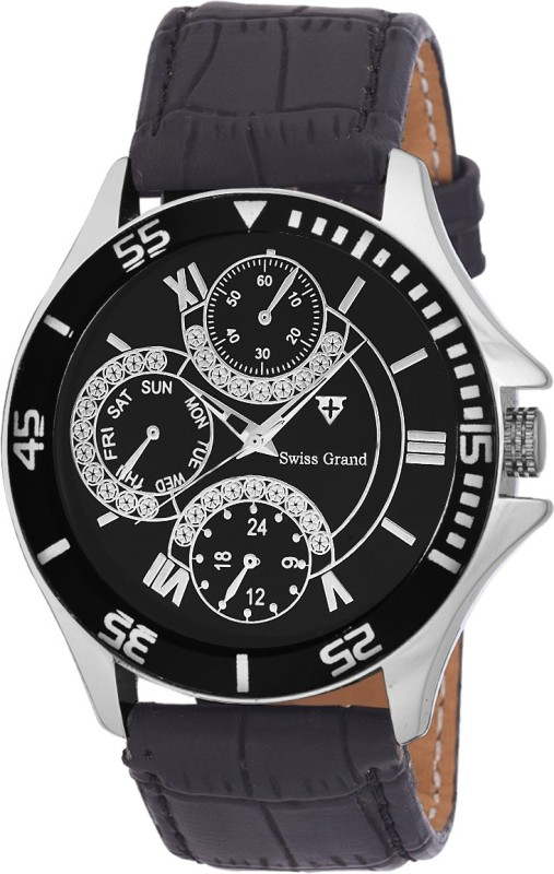 Swiss Grand SG1003 Grand Analog Watch For Men