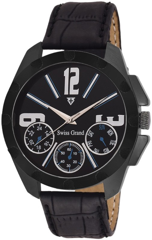 Swiss Grand SSG 1064 Analog Watch For Men