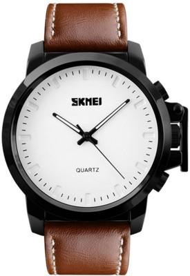 Skmei Gmarks-8021-Brown Sports Analog Watch - For Men & Women