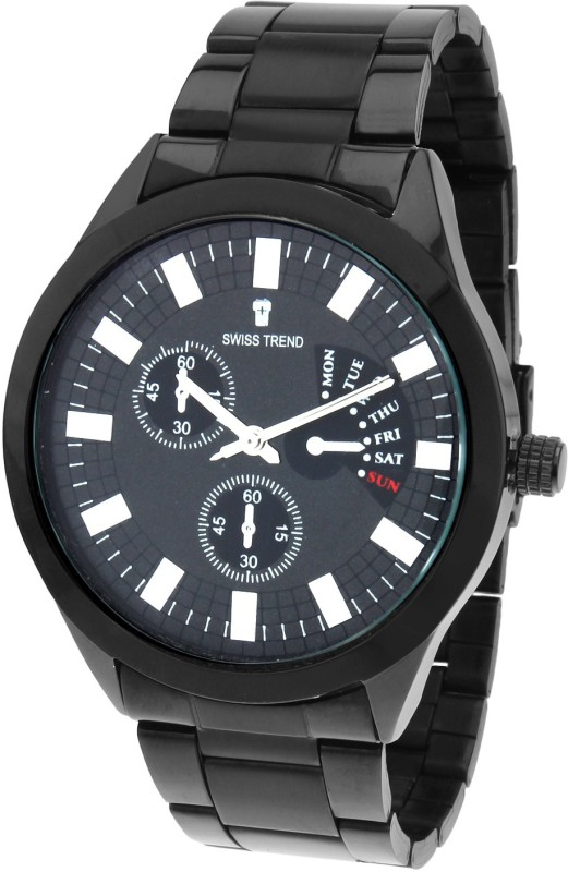 Swiss Trend ST2023 Robust Analog Watch For Men