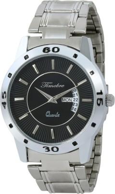 Timebre TGXBLK277 Time & Date Men's Analog Watch image