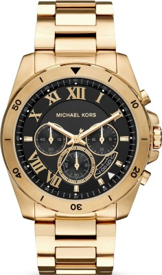 Michael Kors MK8481 Brecken Analog Watch - For Men