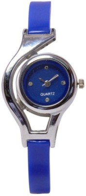 A R Sales Designer Blue Wc Analog Watch - For Women