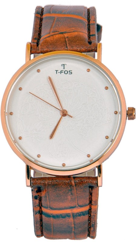 T Fos RKGL006 Analog Watch For Men