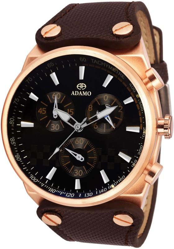 ADAMO A305BR02 Invictus Analog Watch For Men