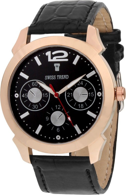 Swiss Trend ST2046 Sports Analog Watch For Men