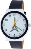 Super Drool SD0295_WT_BLACK Analog Watch...