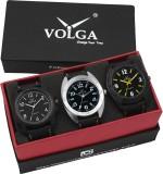 VOLGA VLW05-14-17-31 Mens Leather Belt C...