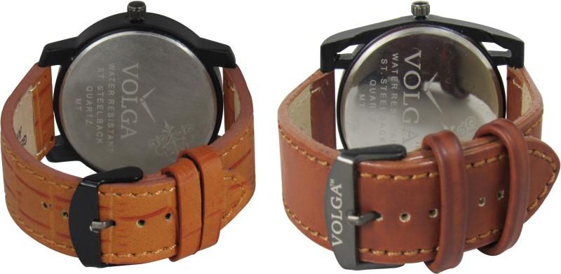 VOLGA Branded Leather Quality Designer Dial Diwali WATEN6XKQHGTHR2G