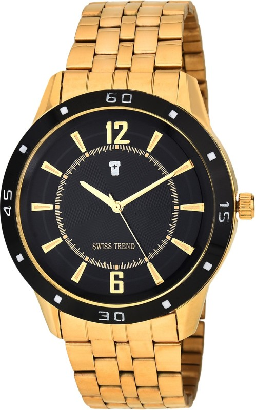 Swiss Trend ST2219 Robust Analog Watch For Men
