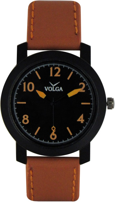 VOLGA latest Fancy Designer Swapping VOLGA0019 Sweep Second Analo