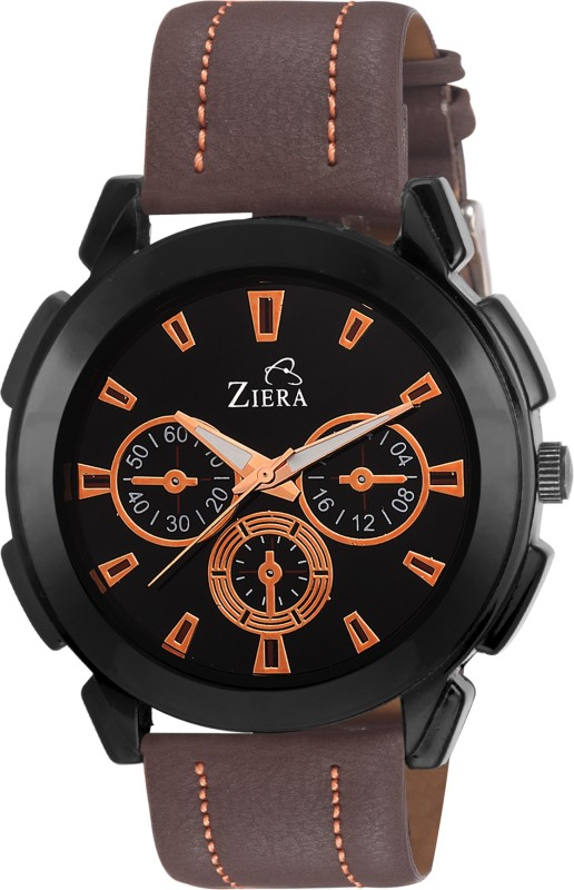 Ziera ZR7023 pecial dezined collection Analog Watch For Men