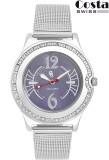 Costa Swiss CS-9005 Diva Purple Analog W...