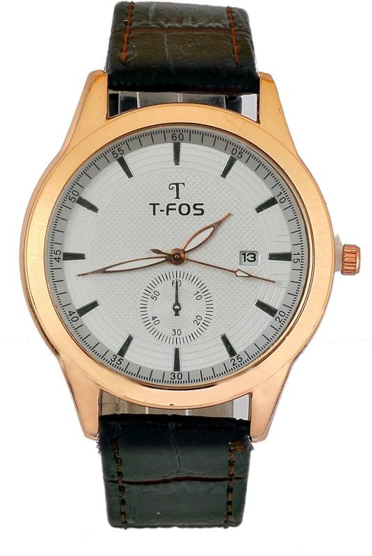 T Fos RTGL003 Analog Watch For Men