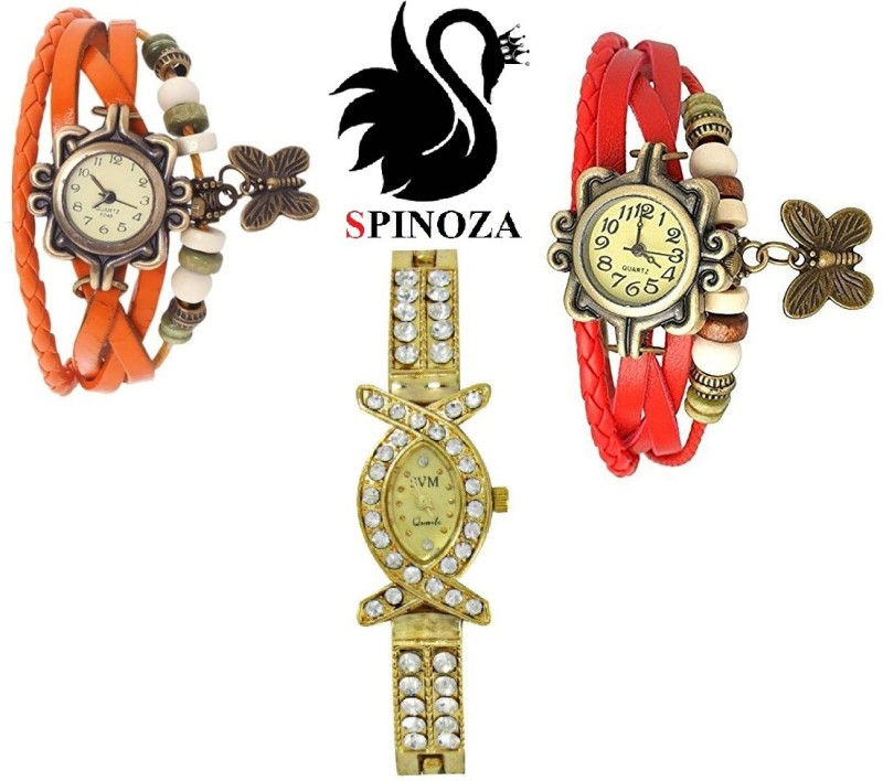 SPINOZA S05P043 Analog Watch For Women