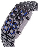 Rana Watches MENWLEDBLU Digital Watch  -...