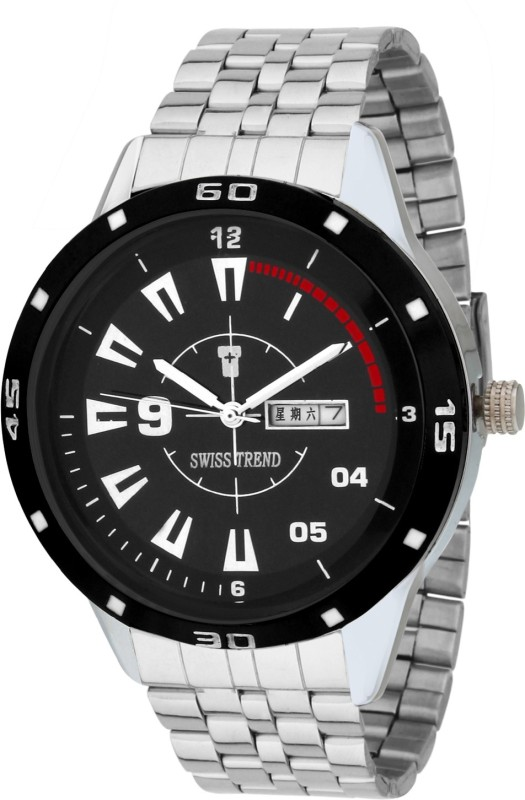 Swiss Trend ST2136 Analog Watch For Men