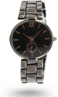 Style Feathers Rosra Black Men 1 Analog Watch For Men