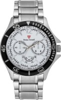 Swiss Grand NSG 0810White Analog Watch For Men