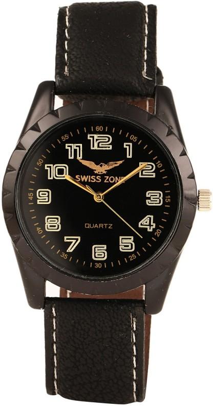 Swiss Zone SZ1246KL01 Casual Analog Watch For Men