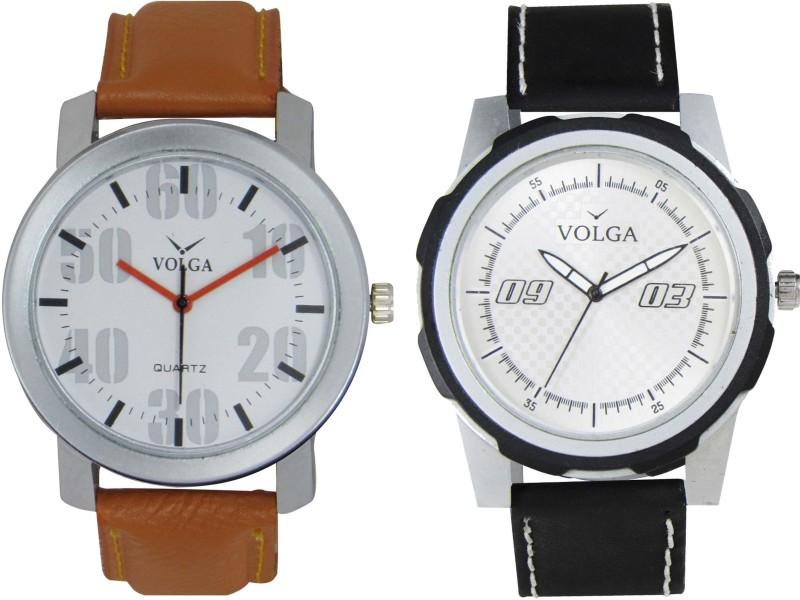 VOLGA Branded Leather Quality Designer Dial Diwali WATEN6XGPEMWNS3C