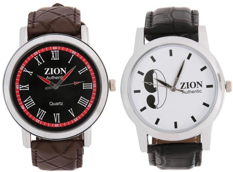 Zion 1016 Analog Watch For Men