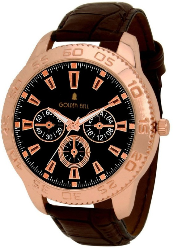 Golden Bell 193GB Casual Analog Watch For Men