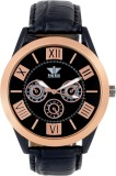 Swiss Rock Black Copper Analog Watch  - ...