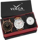 VOLGA VLW05-23-27-38 Mens Leather Belt C...