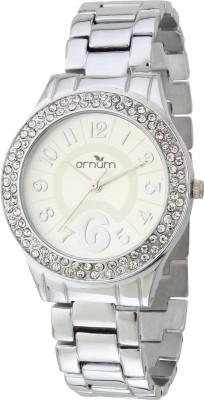 Ornum OL-09-SM-WD Analog Watch  - For Girls, Women