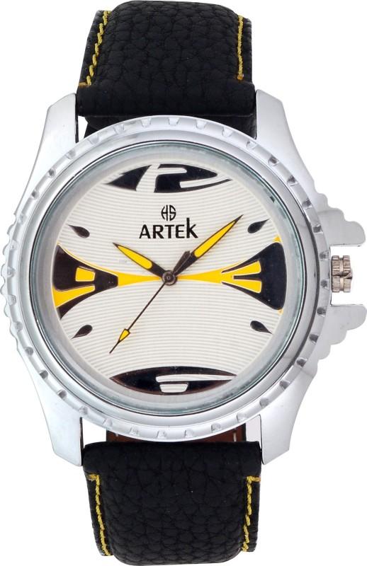Artek ARTK 1006 0 WHITE Analog Watch For Men