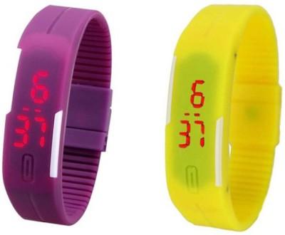 STOP2SHOP PURYLW001 Digital Watch  - For Boys