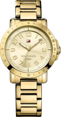 Tommy Hilfiger TH1781395J Cliffhanger Analog Watch  - For Women