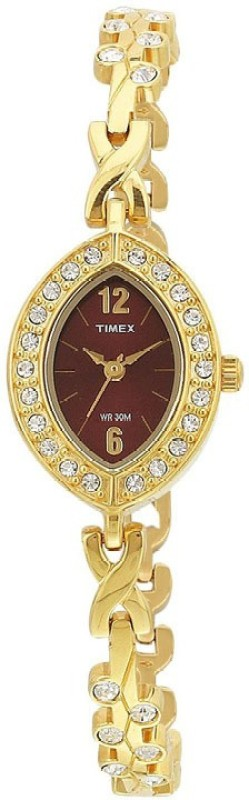 Timex TW000X701 Analog Watch For Women