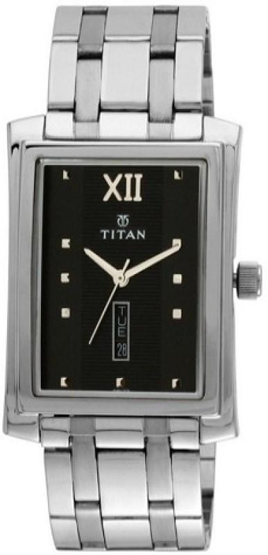 Titan NH90023SM01 Analog Watch For Men