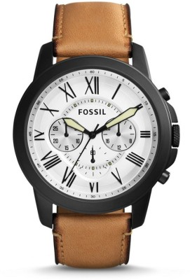 Fossil FS5087 Analog Watch  - For Men