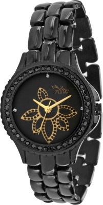 Ilina ILS5BPFLWBL Analog Watch  - For Women