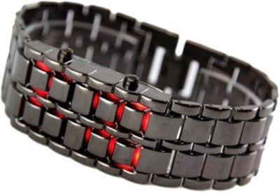 Hala Chain Bracelet Led Digital Watch    For Boys, Men available at Flipkart for Rs.299