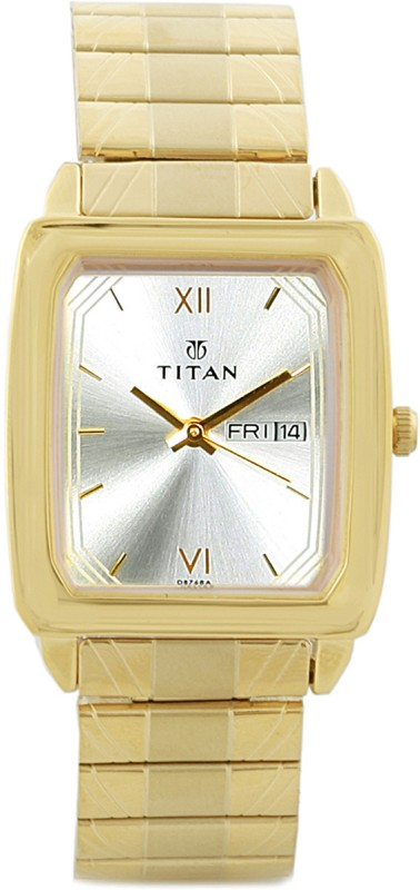 Titan NH1581YM04 Karishma Analog Watch For Men