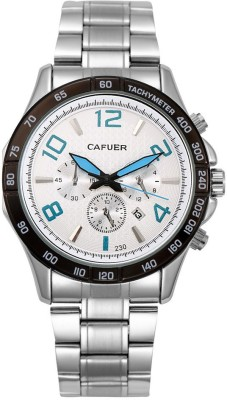 Cafuer W1153SW Analog Watch  - For Men