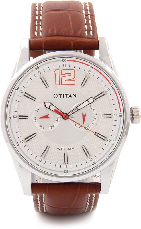 Titan NH9322SL06ME Octane Analog Watch For Men