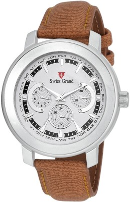 Swiss Grand SG-1083 Grand Analog Watch  - For Men