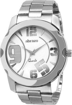 abrazo NUM-WH Analog Watch  - For Men