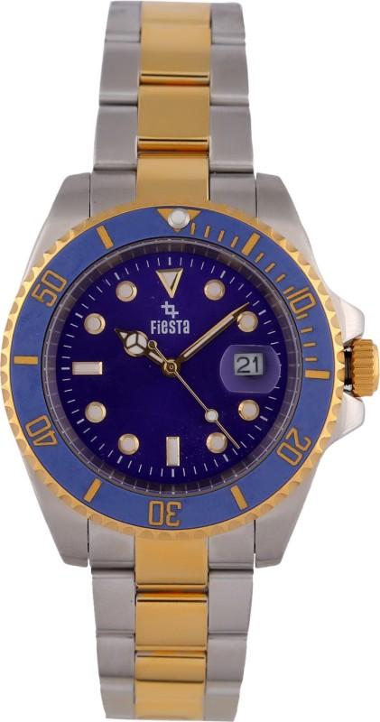Fieesta Fs1980 10 Decker Analog Watch For Men