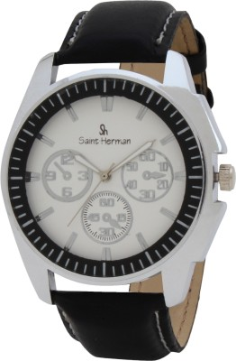 Saint Herman SHMW089 Analog Watch  - For Men, Boys