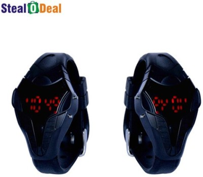 Stealodeal Digital Avenger Led Digital Watch    For Boys, Couple, Girls, Men, Women available at Flipkart for Rs.299