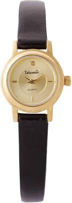 Telesonic 17RGLR-101 (Gold) Shubham Series Analog Watch  - For Women